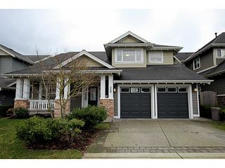 "Photo 1: 5344 SPETIFORE in Tsawwassen: Tsawwassen Central House for sale in ""PARK GROVE ESTATES"" : MLS®# V984411"