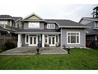 "Photo 16: 5344 SPETIFORE in Tsawwassen: Tsawwassen Central House for sale in ""PARK GROVE ESTATES"" : MLS®# V984411"
