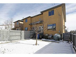 Photo 19: 2239 30 Street SW in CALGARY: Killarney Glengarry Residential Attached for sale (Calgary)  : MLS®# C3555962