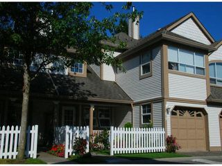 "Photo 1: 59 16318 82ND Avenue in Surrey: Fleetwood Tynehead Townhouse for sale in ""Hazelwood Lane"" : MLS®# F1305108"