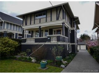 Photo 2: 723 Oliver Street in VICTORIA: OB South Oak Bay Single Family Detached for sale (Oak Bay)  : MLS®# 321026