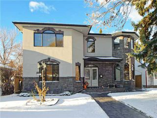 Main Photo: 1015 RUNDLE Crescent NE in CALGARY: Renfrew_Regal Terrace Residential Detached Single Family for sale (Calgary)  : MLS®# C3583737