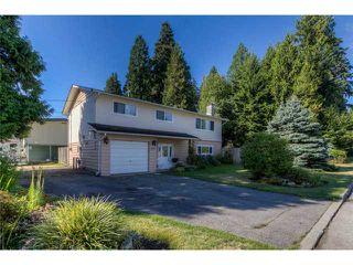 Photo 1: 1310 FRASER AV in Port Coquitlam: Birchland Manor House for sale : MLS®# V1024929