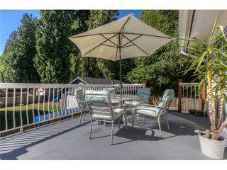 Photo 20: 1310 FRASER AV in Port Coquitlam: Birchland Manor House for sale : MLS®# V1024929