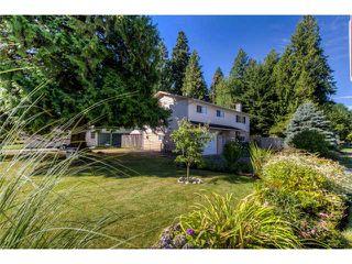Photo 2: 1310 FRASER AV in Port Coquitlam: Birchland Manor House for sale : MLS®# V1024929