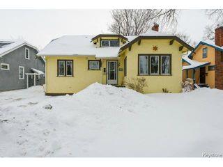 Main Photo: 162 Leighton Avenue in WINNIPEG: East Kildonan Residential for sale (North East Winnipeg)  : MLS®# 1401800