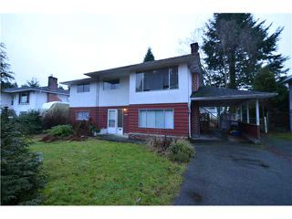 Photo 1: 1790 GROVER AV in Coquitlam: Central Coquitlam House for sale : MLS®# V1041664