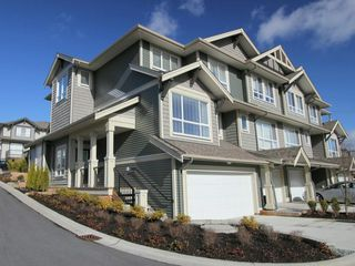 Photo 1: # 44 7848 170TH ST in Surrey: Fleetwood Tynehead Townhouse for sale : MLS®# F1421836