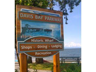 "Photo 14: 4790 TAMARACK Place in Sechelt: Sechelt District House for sale in ""DAVIS BAY"" (Sunshine Coast)  : MLS®# V1073655"