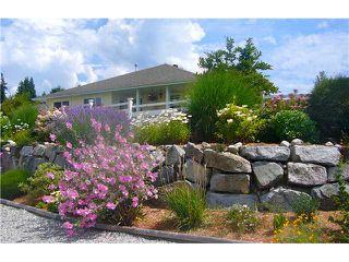 "Photo 1: 4790 TAMARACK Place in Sechelt: Sechelt District House for sale in ""DAVIS BAY"" (Sunshine Coast)  : MLS®# V1073655"