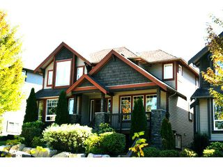 """Photo 1: 22834 FOREMAN Drive in Maple Ridge: Silver Valley House for sale in """"SILVER RIDGE"""" : MLS®# V1084092"""