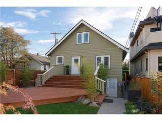 Photo 18: 3625 W 27TH AV in Vancouver: Dunbar House for sale (Vancouver West)  : MLS®# V1089317