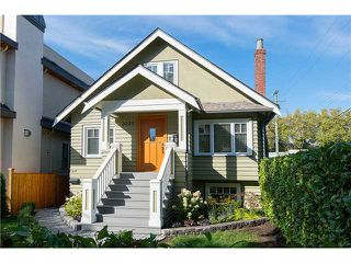 Photo 17: 3625 W 27TH AV in Vancouver: Dunbar House for sale (Vancouver West)  : MLS®# V1089317