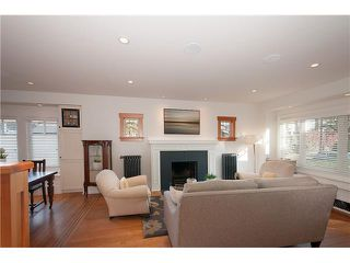 Photo 2: 3625 W 27TH AV in Vancouver: Dunbar House for sale (Vancouver West)  : MLS®# V1089317