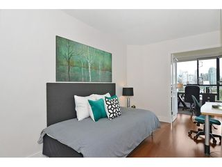 Photo 12: # 501 1470 PENNYFARTHING DR in Vancouver: False Creek Condo for sale (Vancouver West)  : MLS®# V1117052
