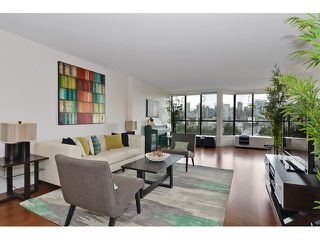 Photo 2: # 501 1470 PENNYFARTHING DR in Vancouver: False Creek Condo for sale (Vancouver West)  : MLS®# V1117052
