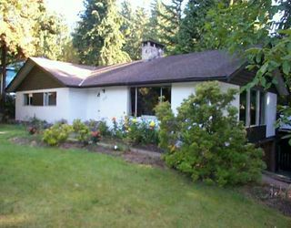 Photo 1: 1520 TAYLOR WY in WEST VANCOUVER: British Properties Home for sale (West Vancouver)  : MLS®# V987656