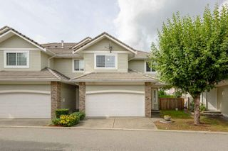 Photo 1: 4 1290 AMAZON DRIVE in Port Coquitlam: Riverwood Townhouse for sale : MLS®# R2315823