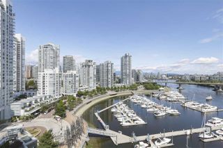 "Photo 8: 1601 1228 MARINASIDE Crescent in Vancouver: Yaletown Condo for sale in ""CRESTMARK II"" (Vancouver West)  : MLS®# R2390901"