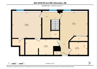 Photo 36: 402 10728 82 Avenue NW in Edmonton: Zone 15 Condo for sale : MLS®# E4216909