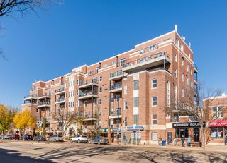 Photo 1: 402 10728 82 Avenue NW in Edmonton: Zone 15 Condo for sale : MLS®# E4216909