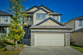 Photo 1: 117 Evansmeade Circle NW in Calgary: Evanston Detached for sale : MLS®# A1042078