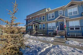 Photo 20: 126 Cranbrook Square SE in Calgary: Cranston Row/Townhouse for sale : MLS®# A1058399
