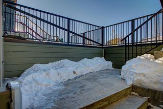 Photo 18: 126 Cranbrook Square SE in Calgary: Cranston Row/Townhouse for sale : MLS®# A1058399
