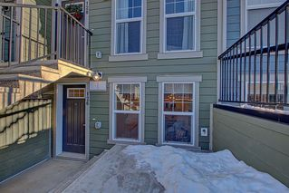 Photo 2: 126 Cranbrook Square SE in Calgary: Cranston Row/Townhouse for sale : MLS®# A1058399