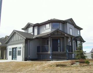 Photo 1: : Airdrie Residential Detached Single Family for sale : MLS®# C3207347