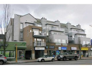"Photo 1: 404 3939 HASTINGS Street in Burnaby: Vancouver Heights Condo for sale in ""SIENNA"" (Burnaby North)  : MLS®# V937672"