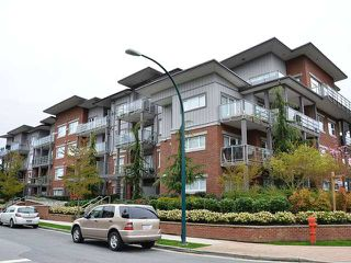 "Photo 1: 305 2488 KELLY Avenue in Port Coquitlam: Central Pt Coquitlam Condo for sale in ""SYMPHONY"" : MLS®# V942138"