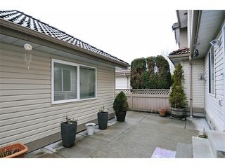"Photo 10: B32 3075 SKEENA Street in Port Coquitlam: Riverwood Townhouse for sale in ""RIVERWOOD"" : MLS®# V984962"
