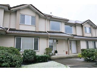 "Photo 1: B32 3075 SKEENA Street in Port Coquitlam: Riverwood Townhouse for sale in ""RIVERWOOD"" : MLS®# V984962"