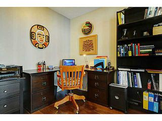 Photo 5: # 1105 1077 MARINASIDE CR in Vancouver: Yaletown Condo for sale (Vancouver West)  : MLS®# V1007322