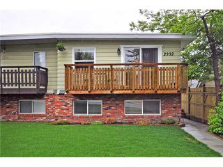 Photo 2: 2332 CRESTWOOD Road SE in CALGARY: Ogden Lynnwd Millcan Residential Attached for sale (Calgary)  : MLS®# C3570974