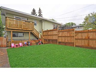 Photo 18: 2332 CRESTWOOD Road SE in CALGARY: Ogden Lynnwd Millcan Residential Attached for sale (Calgary)  : MLS®# C3570974