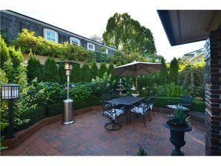 "Photo 12: 1449 MCRAE AV in Vancouver: Shaughnessy Townhouse for sale in ""McRae Mews"" (Vancouver West)  : MLS®# V1010642"