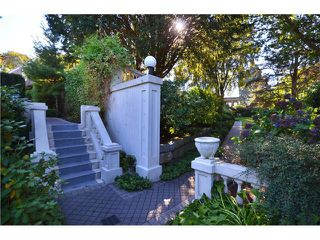 "Photo 15: 1449 MCRAE AV in Vancouver: Shaughnessy Townhouse for sale in ""McRae Mews"" (Vancouver West)  : MLS®# V1010642"