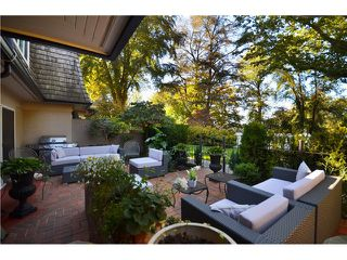 "Photo 11: 1449 MCRAE AV in Vancouver: Shaughnessy Townhouse for sale in ""McRae Mews"" (Vancouver West)  : MLS®# V1010642"