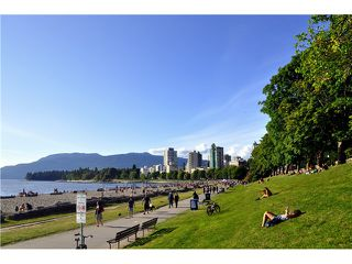 Photo 14: # 208 1208 BIDWELL ST in Vancouver: West End VW Condo for sale (Vancouver West)  : MLS®# V1069541
