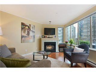 Photo 5: # 208 1208 BIDWELL ST in Vancouver: West End VW Condo for sale (Vancouver West)  : MLS®# V1069541