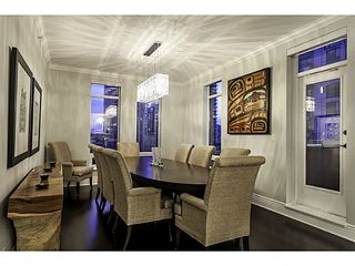 Photo 8: # 1202 1280 RICHARDS ST in Vancouver: Yaletown Condo for sale (Vancouver West)  : MLS®# V1064912