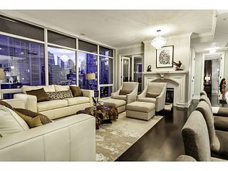 Photo 2: # 1202 1280 RICHARDS ST in Vancouver: Yaletown Condo for sale (Vancouver West)  : MLS®# V1064912