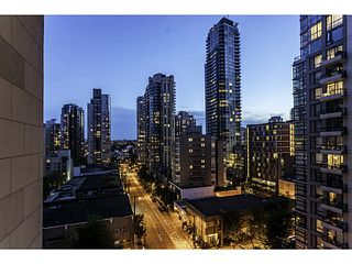 Photo 17: # 1202 1280 RICHARDS ST in Vancouver: Yaletown Condo for sale (Vancouver West)  : MLS®# V1064912