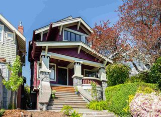 Photo 1: 1925 WHYTE AVENUE in Vancouver: Kitsilano Home for sale (Vancouver West)  : MLS®# R2271302