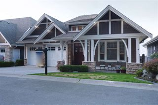 Photo 1: 4 43462 ALAMEDA DRIVE in Chilliwack: Chilliwack Mountain House for sale : MLS®# R2309730
