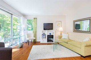 """Photo 4: 104 1930 MARINE Drive in West Vancouver: Ambleside Condo for sale in """"Park Marine"""" : MLS®# R2391116"""