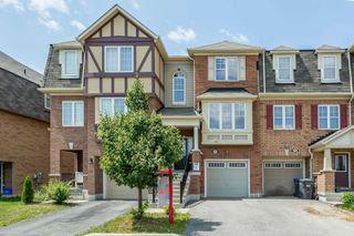 Photo 1: 38 Memory Lane in Brampton: Northwest Brampton House (3-Storey) for sale : MLS®# W4556139