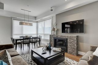 Photo 10: 202 11 BURMA STAR Road SW in Calgary: Currie Barracks Apartment for sale : MLS®# C4270968